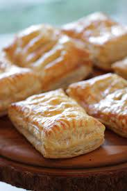 apple cinnamon pastries recipe
