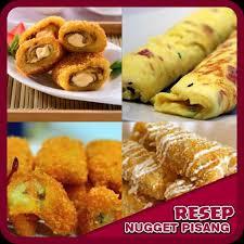 Itulah dia resep nugget pisang yang bisa jadi ide camilan di rumah yang nikmat dan praktis. 87 Resep Nugget Pisang For Android Apk Download