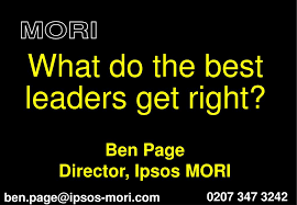PPT - Ben Page Director, Ipsos MORI PowerPoint Presentation, free download  - ID:810180