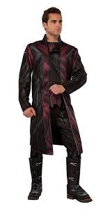 Deluxe Hawkeye Mens Supehero Costume | Avengers Costumes | Mega Fancy Dress