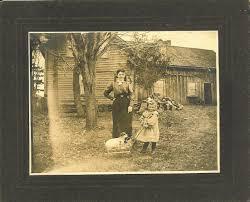 Sarah (Davies) Mason with Myra Mason – Stanhope Ontario Museum & Historic  Log Chute – Haliburton Highlands – Welcome to the Stanhope Heritage Museum