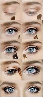 eye makeup natural eye makeup for blue eyes stunning eye makeup ideas for blue eyes
