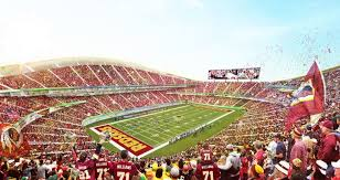 Redskins Stadium Chart Redskins Stadium Information Renderings And More Of The