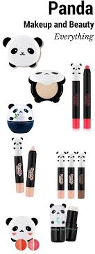 panda makeup and beauty everything because panda s are cute musings of a muse lovin