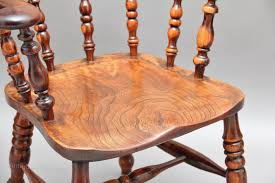 yew wood captains chair antique captains chairs