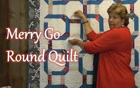 The Merry Go Round Quilt - YouTube &  Adamdwight.com