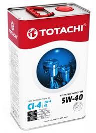 <b>TOTACHI</b> NIRO HD SYNTHETIC 5W-40 – <b>масло моторное</b> для авто