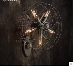 lighting industrial look. Novelty Lightings Fan Vintage Pipe Lamps Industrial Look Wall E27*5 Including Bulbs Bar And Hotel Decoration Lighting A