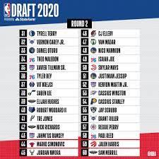 "NBA Draft 在Twitter 上:""? the complete ..."