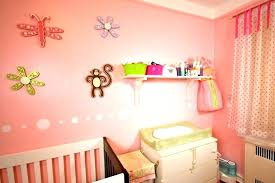baby girl room wall decor ideas