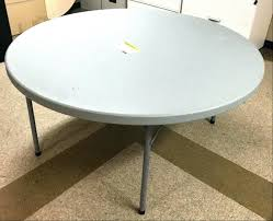 round folding table lifetime inch reviews legs 60 square