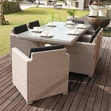 commercial outdoor dining furniture. Skyline Design Pacific 6 Seat Rectangular Garden Dining Set Commercial Outdoor Furniture
