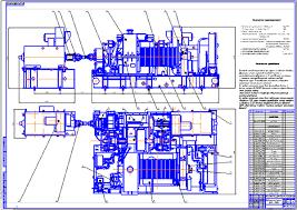 Буровая лебедка ЛБУ ЭТ Чертеж Оборудование для бурения  Буровая лебедка ЛБУ 1500 ЭТ Чертеж Оборудование для бурения нефтяных и газовых