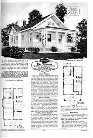 1910 Houses Design House Plans 1910s Sears Homes Nostalgia Craftsman House