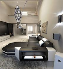 Nice Ideas Cool Living Room Chairs Shining Inspiration Cool Living - Black furniture living room