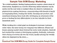 how to answer yale som mba commitment essay entering class  yale som mba essay guide reviews