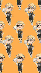 Credit goes to whomever drew these cute haikyuu chibis, i could not find their name but i put them together to use as a wallpaper. Haikyuu Phone Wallpapers Top Free Haikyuu Phone Backgrounds Wallpaperaccess