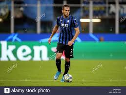 MILAN, ITALY - October 1, 2019: Rafael Toloi in action during the UEFA  Champions League 2019/2020 ATALANTA v SHAKHTAR DONETSK at San Siro Stadium  Stock Photo - Alamy