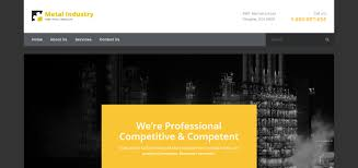 10 Free Responsive Business Website Templates 2019 Uicookies