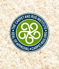 Don t kill your carpet Look for the Carpet and Rug Institute seal