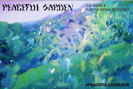 the brain 4 peaceful garden vr world premiere