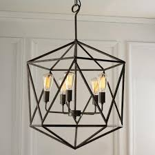 loft lighting ideas. large prism chandelier loft lighting ideas r