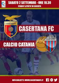 CASERTANI 100X100: Verso Casertana - Catania