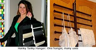 Hanky Tanky Hanger Helps you Get a little more Organized | LA's The Place |  Los Angeles, Magazine
