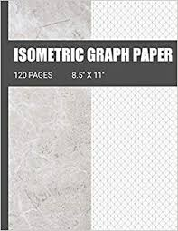 Isometric Graph Paper Isometric Grid Paper Ideal For Use