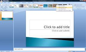 How To Create A Powerpoint Presentation 8 Steps