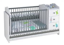 Детская комната <b>Polini</b> Basic Монстрики: кроватка-трансформер ...