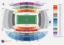 Giants Stadium Seating Chart With Seat Numbers 65 Explanatory Metlife Stadium Concert Seating Chart
