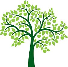 pin Tree clipart clear background #3