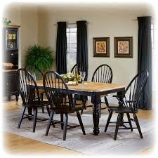 black dining room chairs pertaining to country set fabulous table pleasing inspirations 16