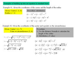 equations of circles worksheet nidecmege