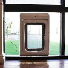microchip dog door
