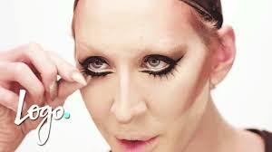 drag makeup tutorial detox s 80 s business woman rupaul s drag race logo you