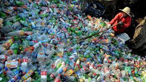 Recycling Plastic Bottles Plastic Trash Could Top 13 Billion Tons By 2050 And Recycling