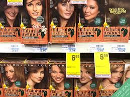 Natural Instincts Hair Color