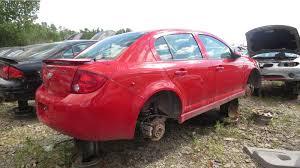 Junkyard Find: 2006 Chevrolet Cobalt SS