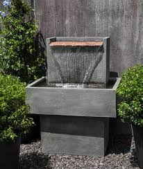 campania international fountains. Delighful International Campania International Falling Water I Fountain In Fountains 0
