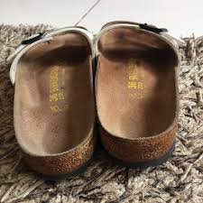 birkenstock size 36 original birkenstock madrid size 36 without box preloved womens