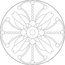 Small Picture Free Printable Mandala Coloring Pages Kids Mandalas coloring