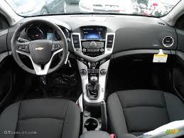 Jet Black Interior 2013 Chevrolet Cruze LT/RS Photo #79705904 ...
