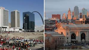 St. Louis area outpaces Kansas City in ...