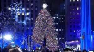 When Is Rockefeller Christmas Tree Lighting 2018 Facts About The 2018 Rockefeller Center Christmas Tree