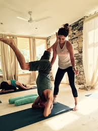 given the opportunity what would you tell your yoga teacher what would you like to tell your yoga teacher