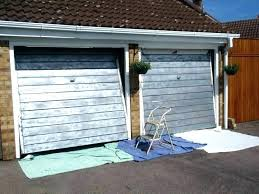 steel garage door paint painting steel garage door painting a metal door best paint roller for