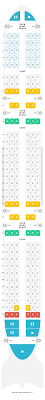 Jetblue Chart Seatguru Seat Map Jetblue Seatguru