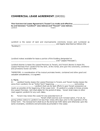 Permalink to Commercial Lease Agreement Doc – 18 Simple Commercial Lease Agreement Templates Word Pdf Pages Free Premium Templates / You can create this document if your commercial property will already be rented by a tenant or if a 1.